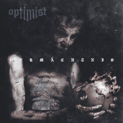 OPTIMIST, vermächtnis cover