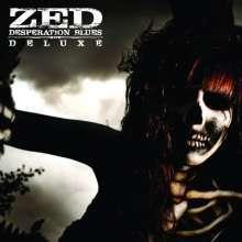 ZED, desperation blues deluxe cover
