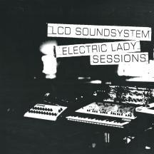 Cover LCD SOUNDSYSTEM, electric lady sessions