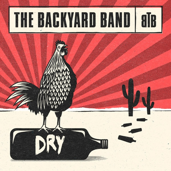 BACKYARD BAND, dry cover
