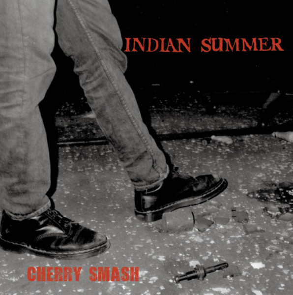 Cover INDIAN SUMMER, cherry smash