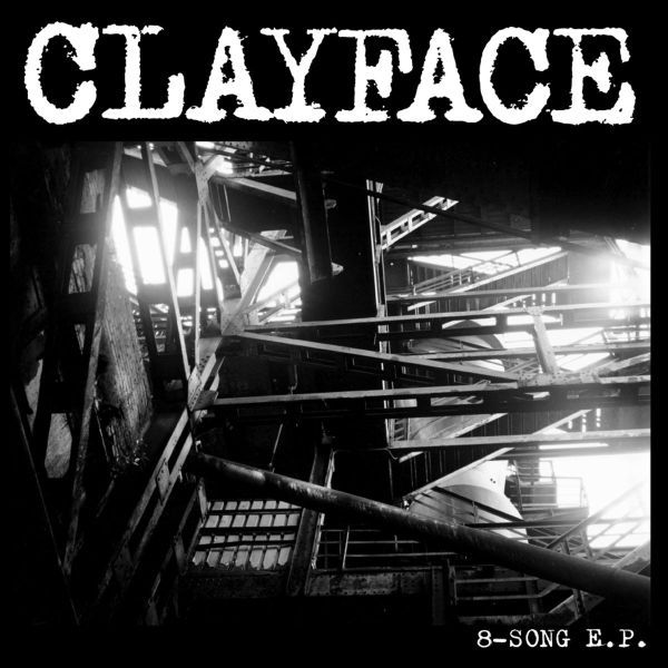CLAYFACE, 8 song ep cover