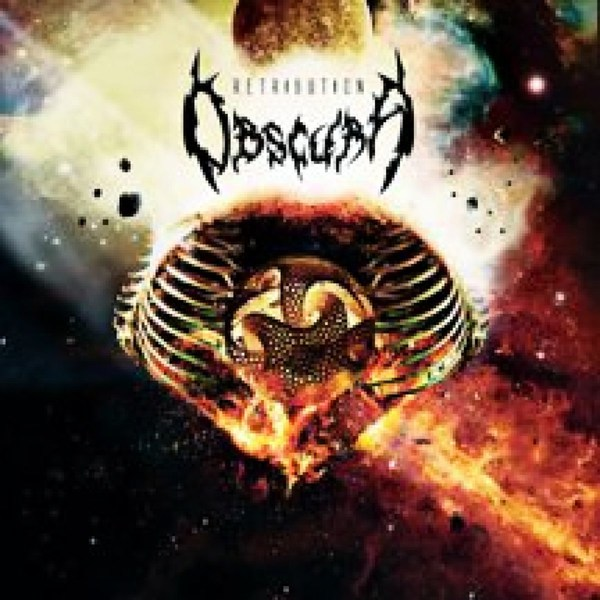 OBSCURA, retribution cover