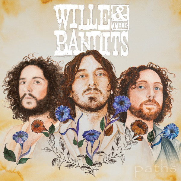WILLE AND THE BANDITS, paths cover