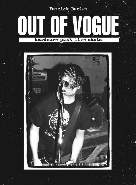 Cover PATRICK BACLET, out of vogue