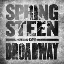 BRUCE SPRINGSTEEN, springsteen on broadway cover