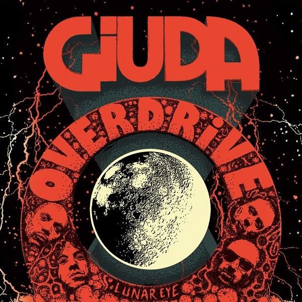 GIUDA, overdrive cover