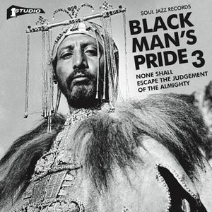 V/A, black man´s pride 3 (studio one) cover