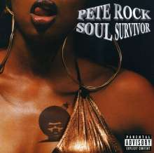 Cover PETE ROCK, soul survivor