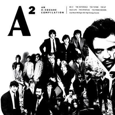 V/A, a2 - a-square (of course) compilation cover