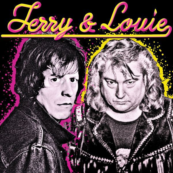 TERRY & LOUIE (EXPLODING HEARTS), ... a thousand guitars cover