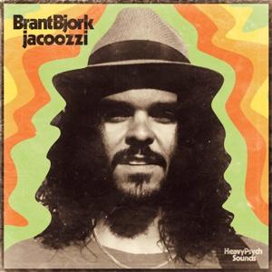 BRANT BJORK, jacoozi (splatter vinyl) cover