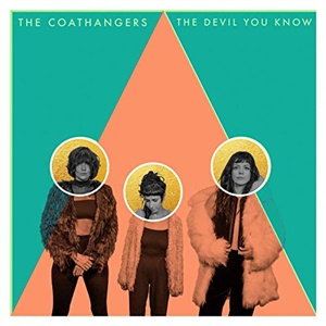 Cover COATHANGERS, the devil you know