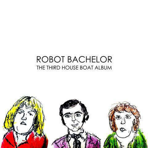 ROBOT BACHELOR, third house boat cover