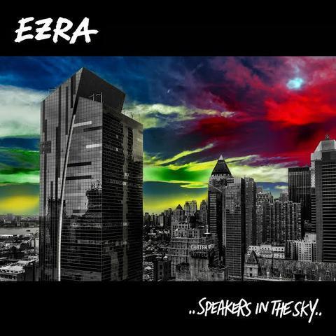 EZRA KIRE, speakers in the sky cover