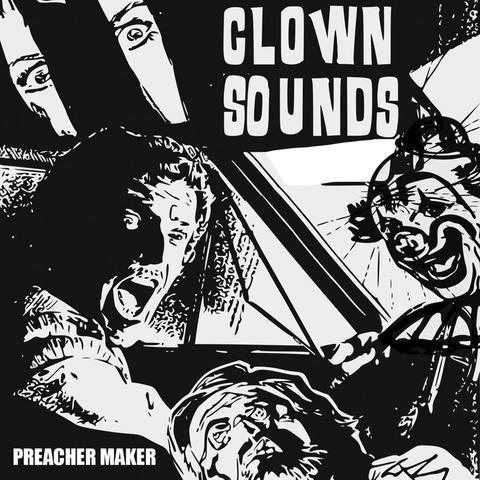 Cover CLOWN SOUNDS, preacher maker