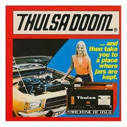 THULSA DOOM, and then take you to a place where jars are kept cover