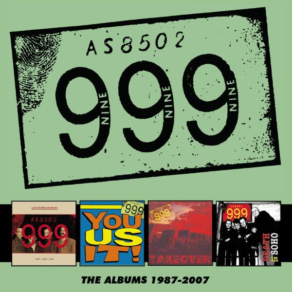 999, the albums 1987-2007 cover