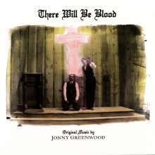 O.S.T. (JONNY GREENWOOD), there will be blood cover