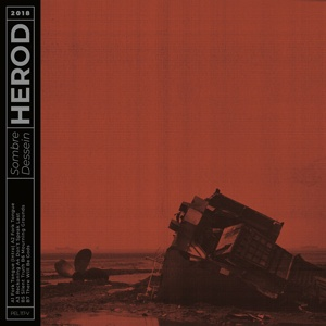 HEROD, sombre design cover