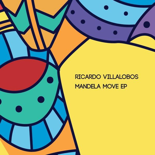 RICARDO VILLALOBOS, mandela move ep cover