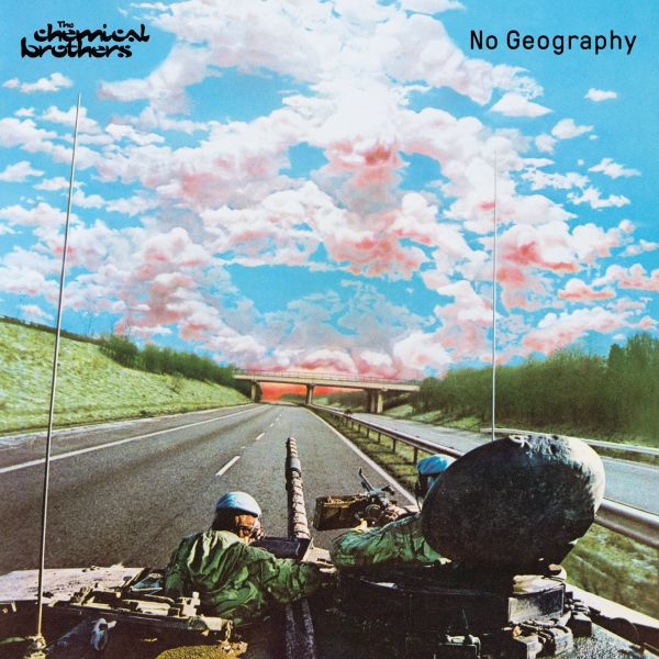 CHEMICAL BROTHERS, no geography cover