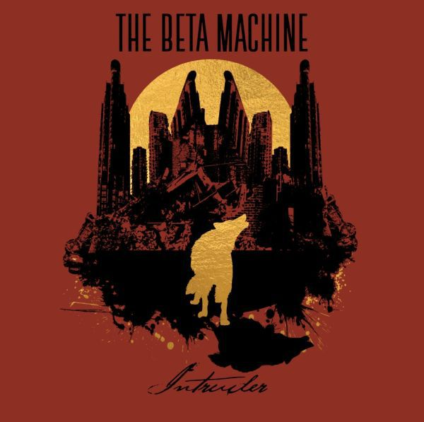 BETA MACHINE, intruder cover