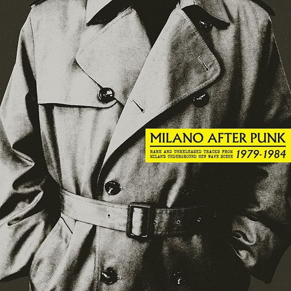 Cover V/A, milano after punk...