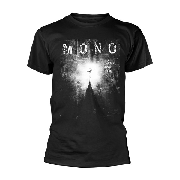 MONO, nowhere now here (boy) black cover
