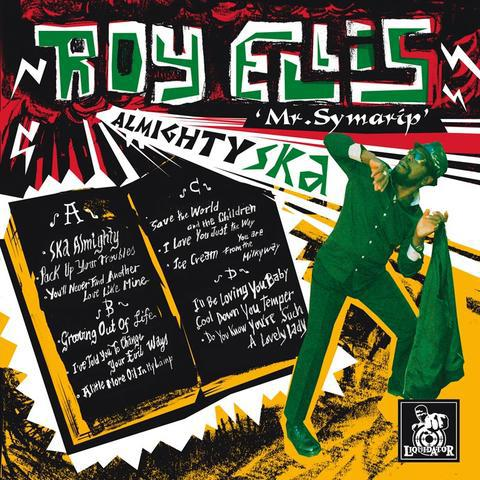 ROY ELLIS, almighty ska cover