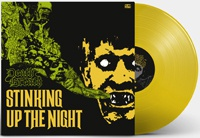 DEATH BREATH, stinking up the night (RSD 2019) cover