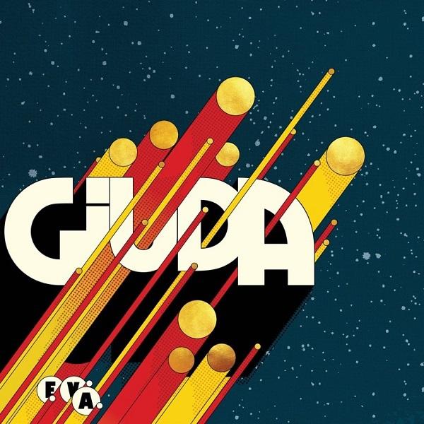 GIUDA, e.v.a. cover