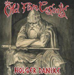 OLD FIRM CASUALS, holger danske cover