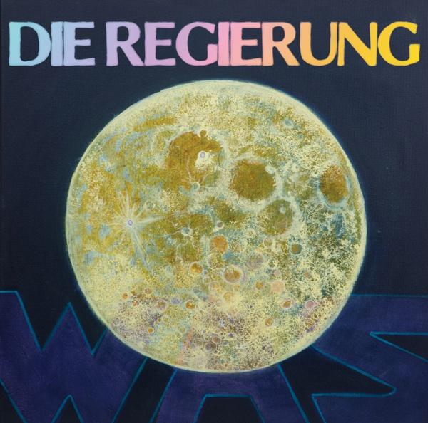 DIE REGIERUNG, was cover
