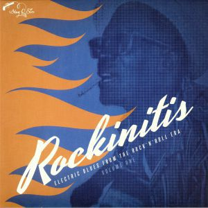 V/A, rockinitis 01 cover