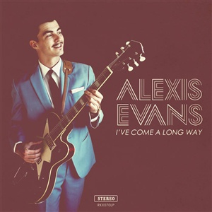 ALEXIS EVANS, i´ve come a long way cover