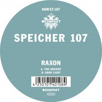 RAXON, speicher 107 cover