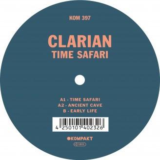 CLARIAN, time safari cover