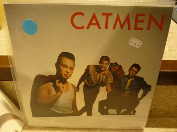 CATMEN, s/t (USED) cover