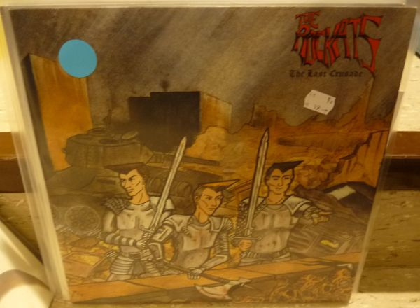 ROCKATS, last cruade (USED) cover