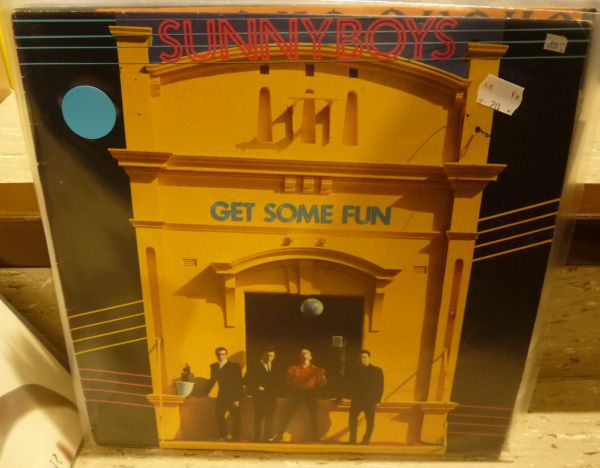SUNNYBOYS, get some fun (USED) cover