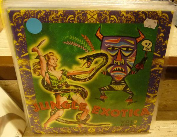 V/A, jungle exotica 2 (USED) cover