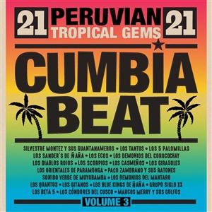 V/A, cumbia beat vol. 3 cover