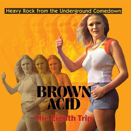 V/A, brown acid: the eighth trip cover