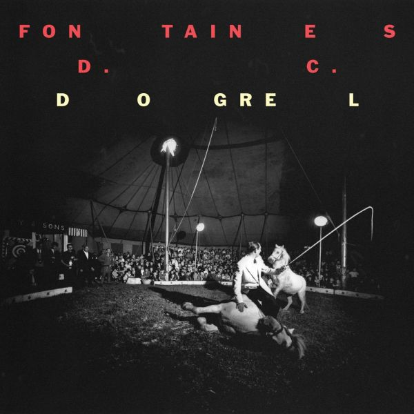 Cover FONTAINES D.C., dogrel