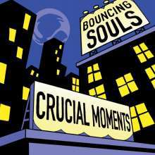 Cover BOUNCING SOULS, crucial moments ep