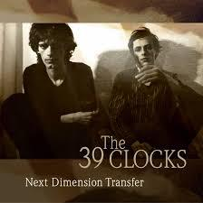 39 CLOCKS, next dimension transfer cover