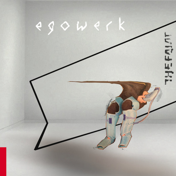 FAINT, egowerk cover