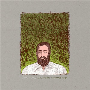 IRON AND WINE, our endless numbered days (deluxe) cover