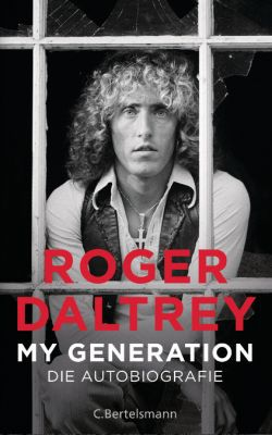 Cover ROGER DALTREY, my generation